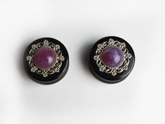 purple witchy Plugs #371