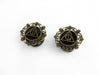 bronze HP Plugs #386 - Fux Jewellery