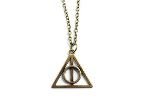 Bronze HP Necklace #N11 - Fux Jewellery