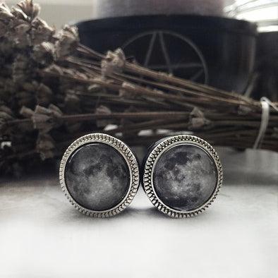 Moon Plugs #413 - Fux Jewellery