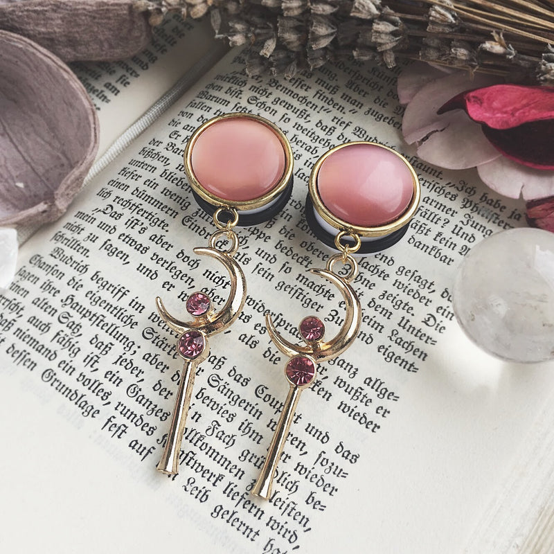 Sailor Moon - Stick Plugs #411-3 - Fux Jewellery