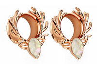 Rose Gold Forest Spirit Tunnel #PT01-R - Fux Jewellery