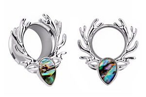Silver Forest Spirit Tunnel #PT01-S - Fux Jewellery