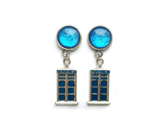 """Dr. Who"" Inspired Plugs #328"