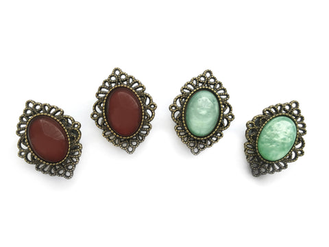 """antique brooch"" Plugs #267"