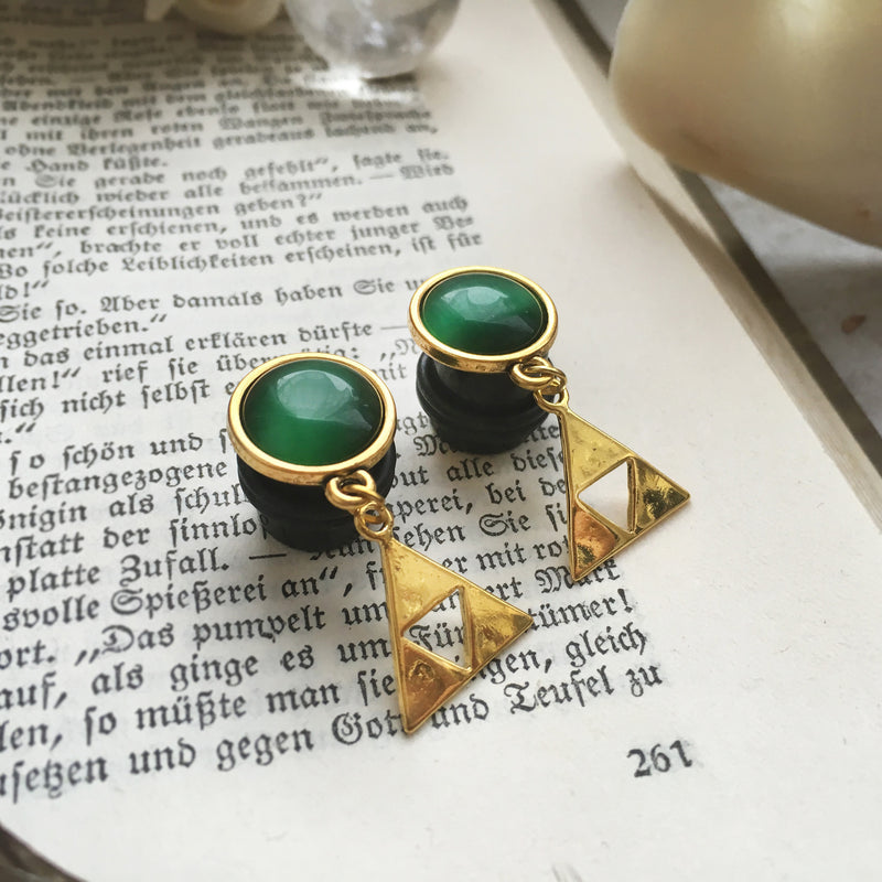 limited - Triforce Plugs #L01 - Fux Jewellery