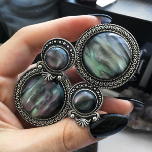 Big Sacred Nebula Plugs #587 - Fux Jewellery