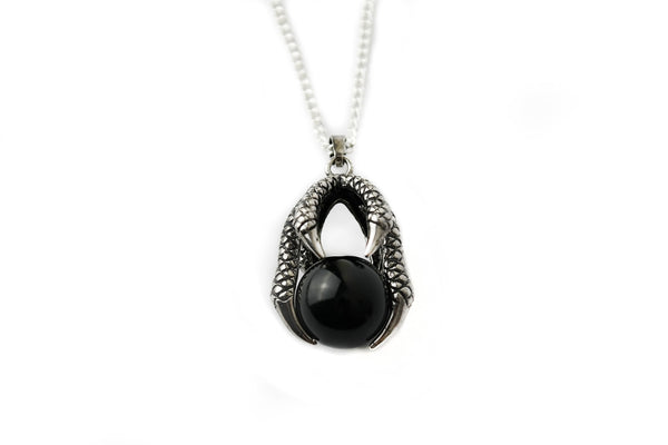 Claw Onyx Necklace #775