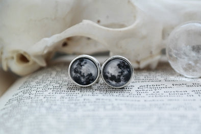 small Moon Plugs #564 - Fux Jewellery