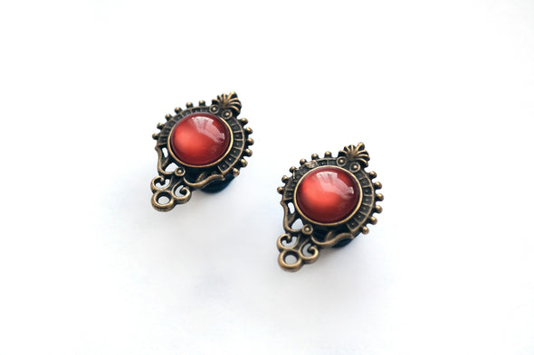 small exotic Plugs #570 - Fux Jewellery