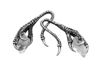 Crow Claw Quartz Hanger #EW36 - Fux Jewellery