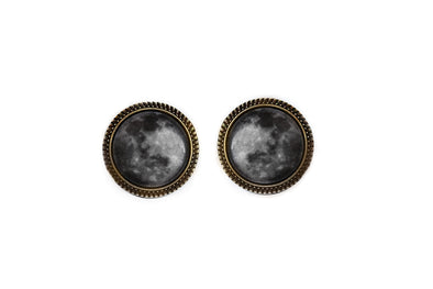 bronze Moon Plugs #759 - Fux Jewellery