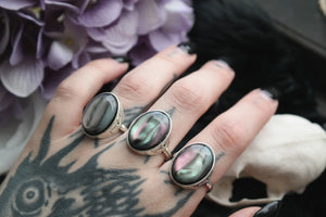 sacred Nebula Ring #822 - Fux Jewellery