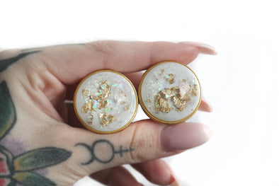 golden Girl Plugs #826 - Fux Jewellery