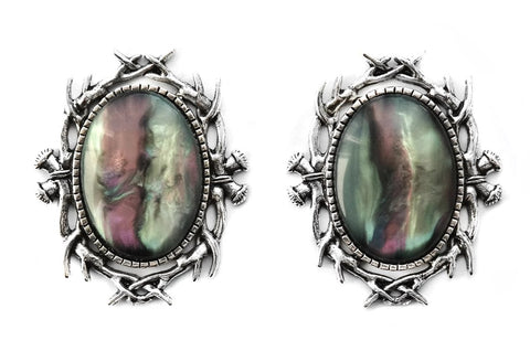 Silver Forest Spirit Plugs #848