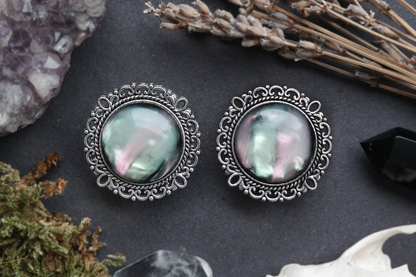 Ornate Nebula Plugs #849 - Fux Jewellery