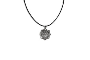 Lotus Flower of Life Choker #CH17 - Fux Jewellery