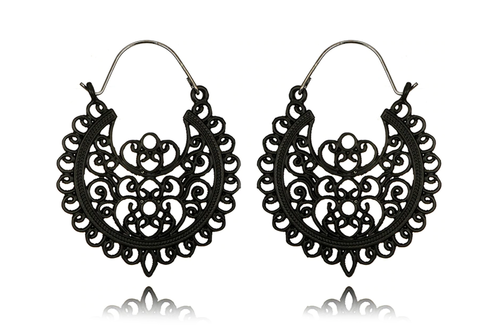 Black Swan Hoops #BE39-B