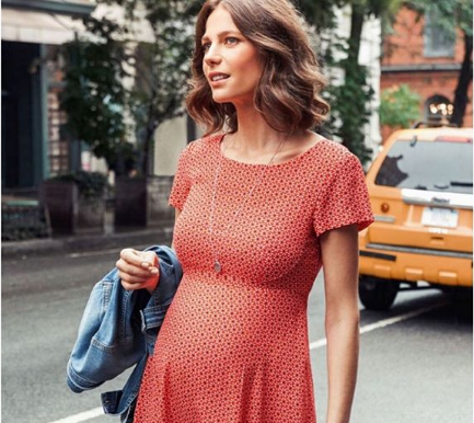 Dress Your Pregnancy Bump with Style from Our Wardrobe