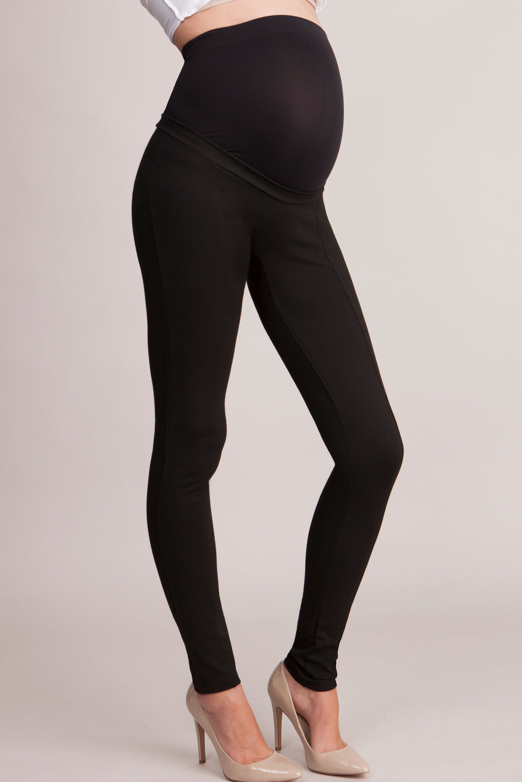 Seraphine Cruz Overbump Maternity Treggings - Seven Women Maternity