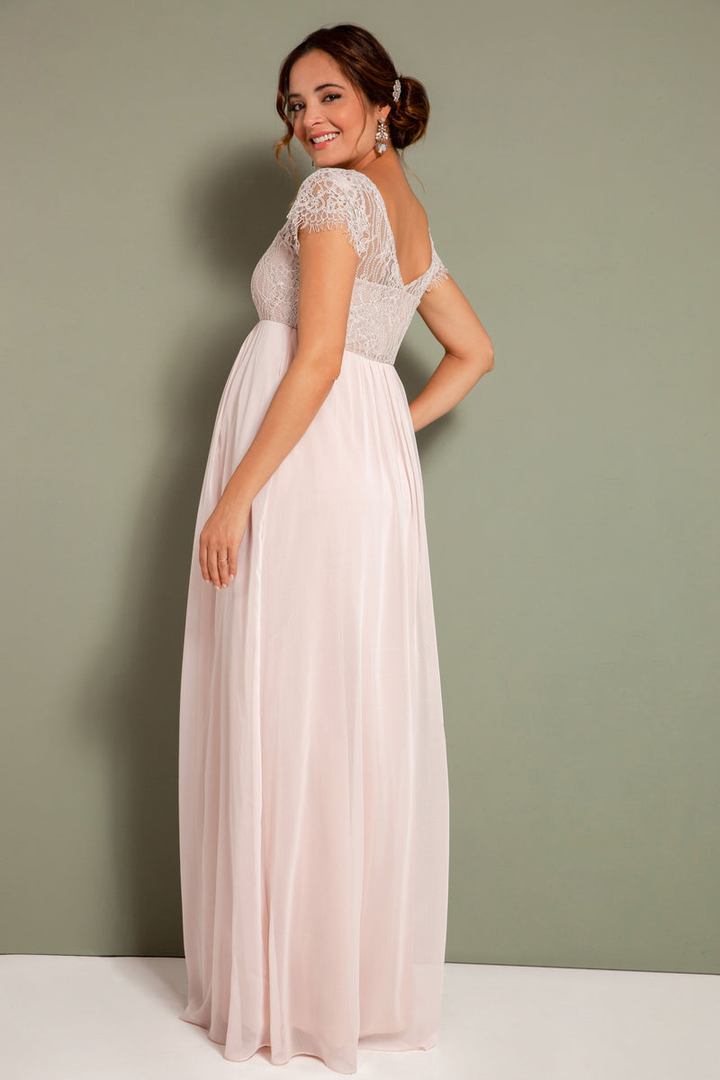 Tiffany Rose Elizabeth Pink Mist Maternity Dress - Seven Women Maternity