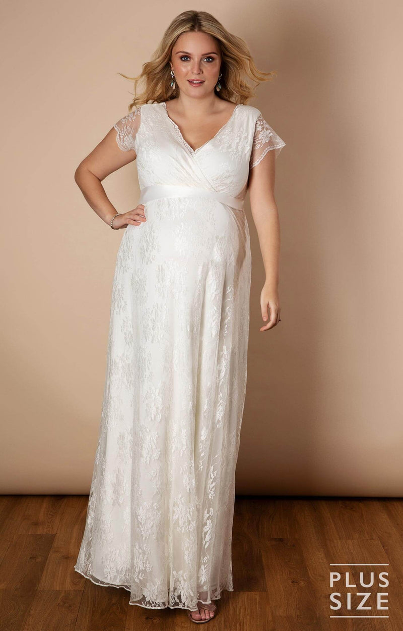 Tiffany Rose EDEN GOWN PLUS - Seven Women Maternity