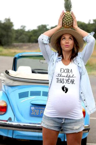 Extra Special This Year Cotton Modal Fun Tee