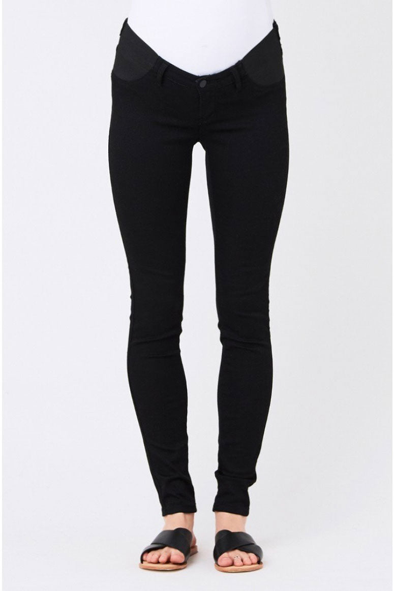 Ripe Isla Black Maternity Jeggings - Seven Women Maternity