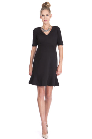 Freya Maternity Nursing Dress