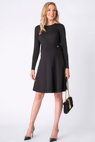 Seraphine Lindsey Ponte Workwear Dress