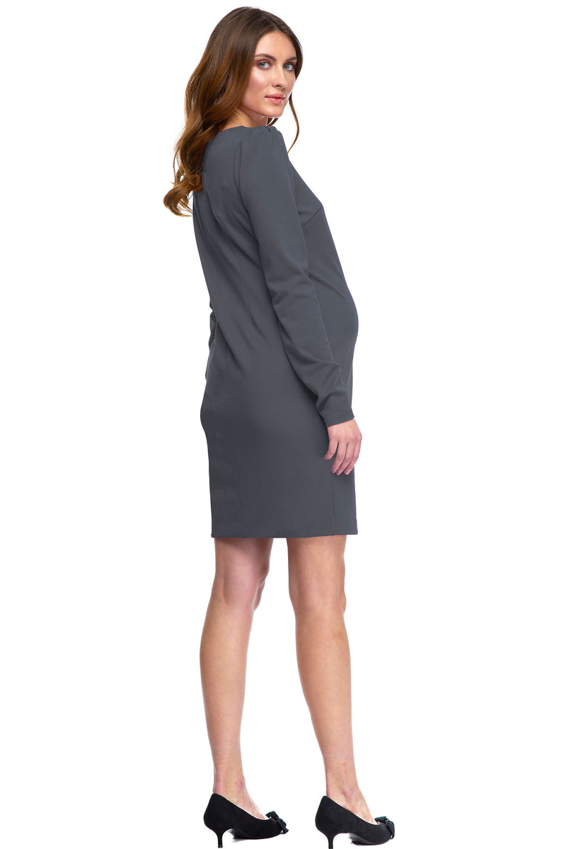 Reese Maternity Shift Dress by Pietro Brunelli