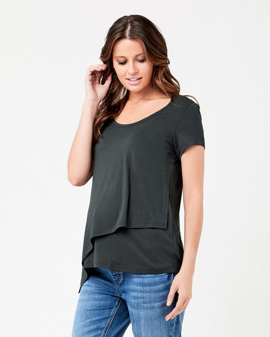 Lara Maternity Nursing Top Ripe