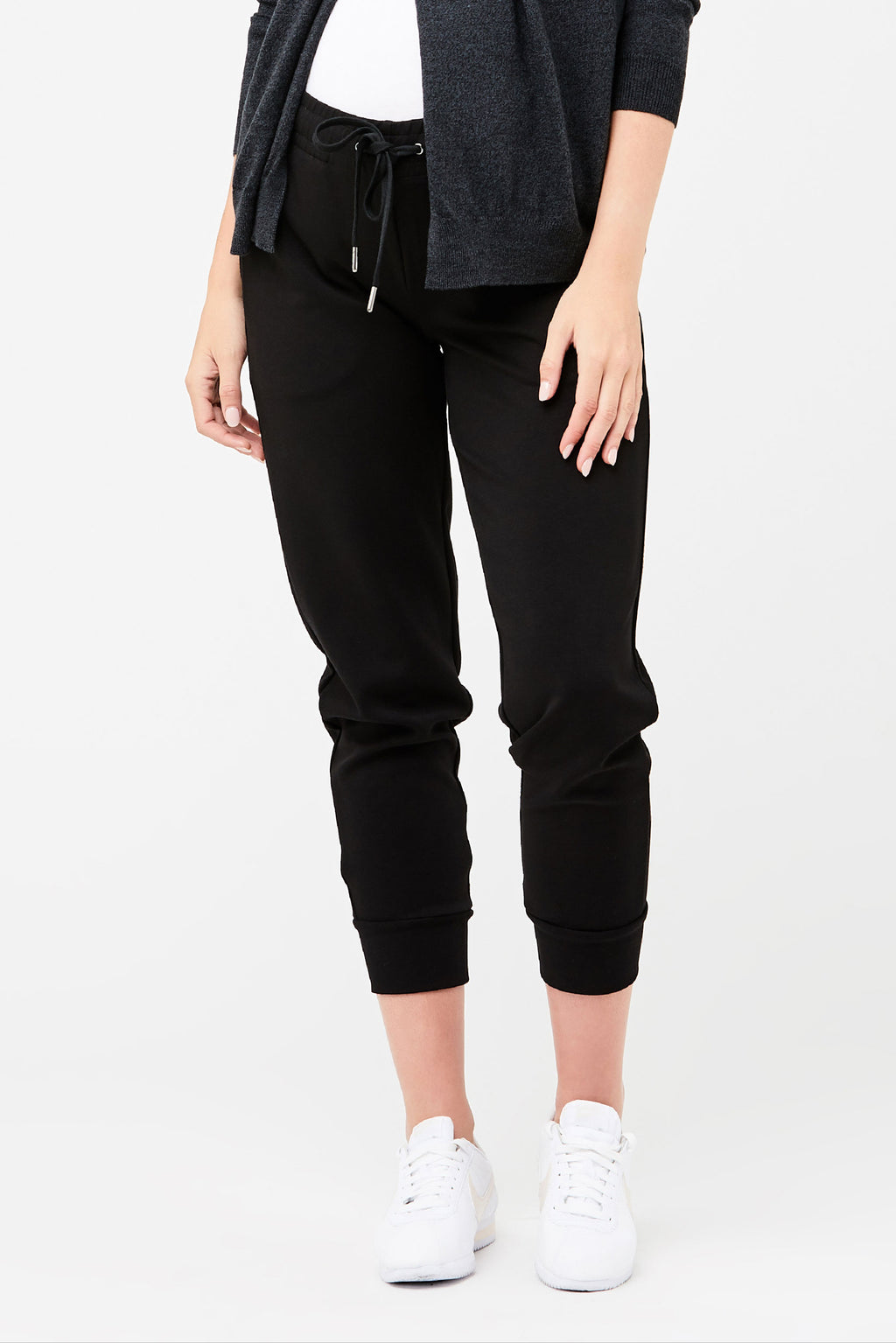 Super Soft Scuba Jogger Black by Ripe