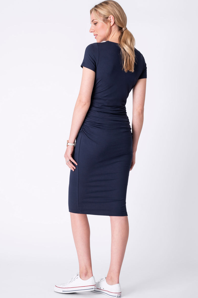 Sophie Bodycon Maternity Dress Seraphine - Seven Women Maternity