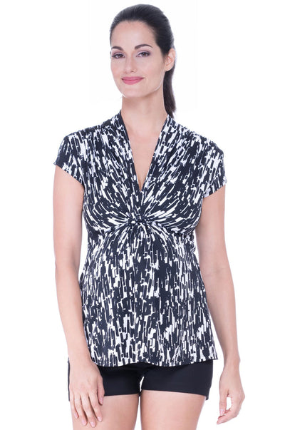 Aniston Maternity Top Olian - Seven Women Maternity