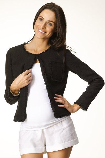 Audrey Maternity Jacket Rosie Pope - Seven Women Maternity