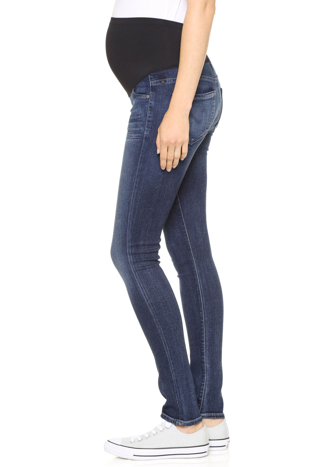 Citizens of Humanity Avedon Ultra Skinny Maternity Jeggings  In Forum Rinse - Seven Women Maternity