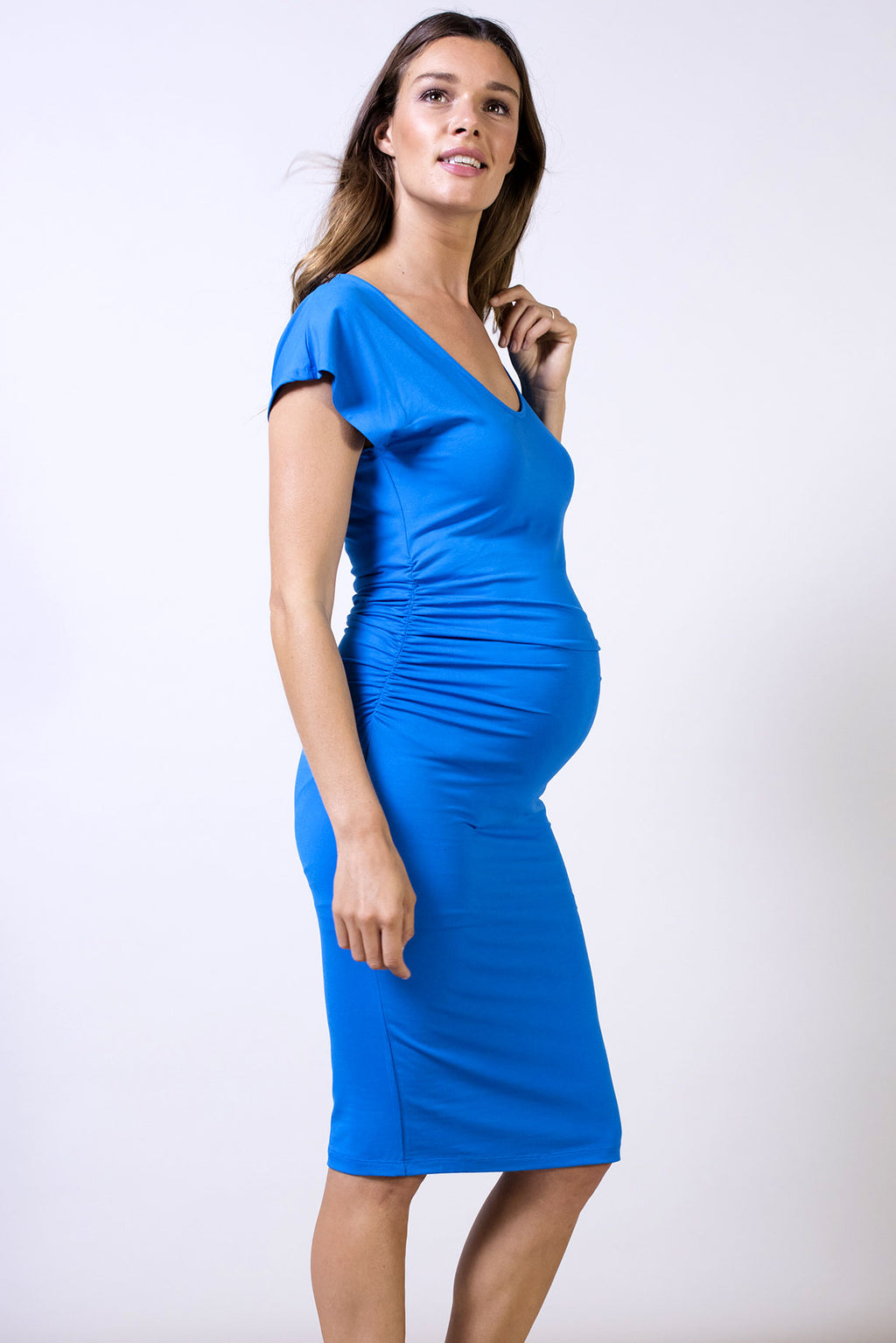 Isabella Oliver Balfour Maternity Dress - Seven Women Maternity