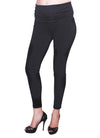 Denim Style Belly Support Maternity Legging - Seven Women Maternity