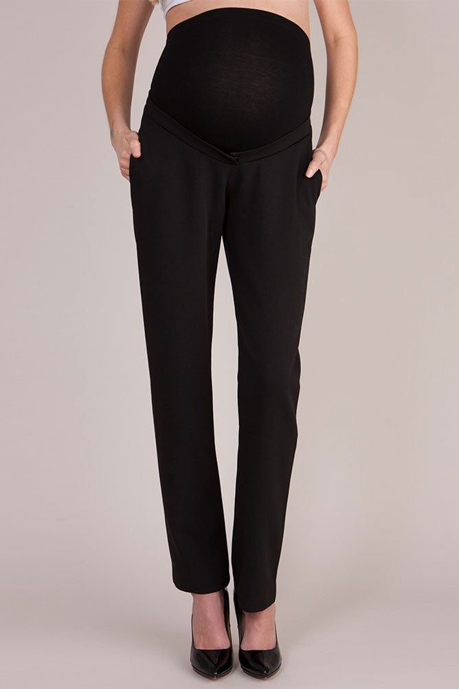 Seraphine Charlyn Maternity Ponte Trouser