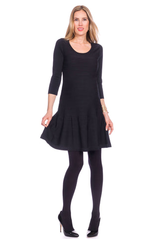 Seraphine Maternity & Nursing Sweater with Mock Shirt