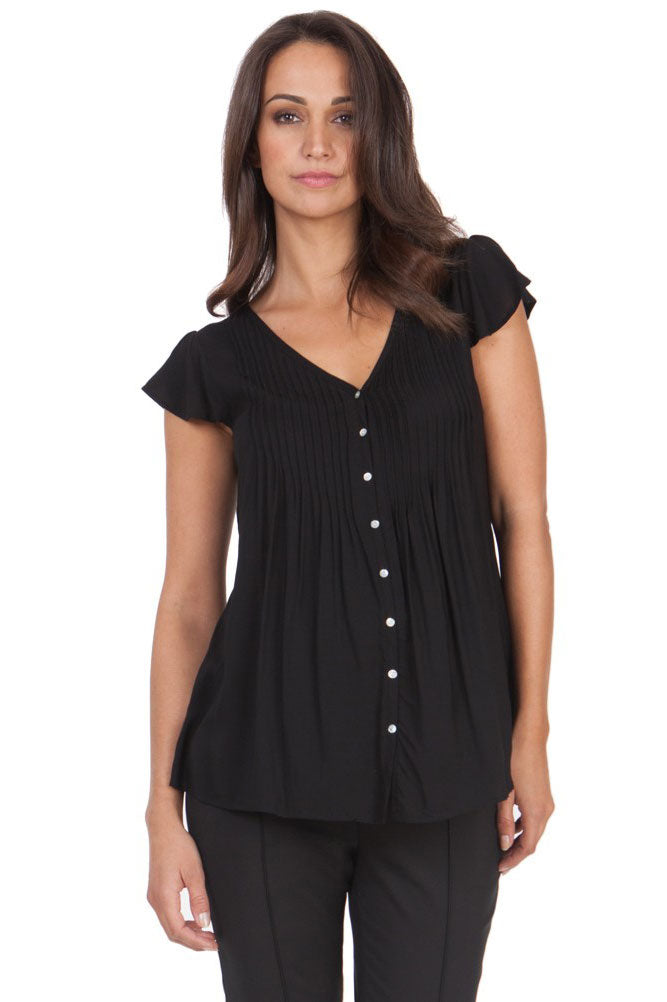 Seraphine Claudia Maternity Blouse
