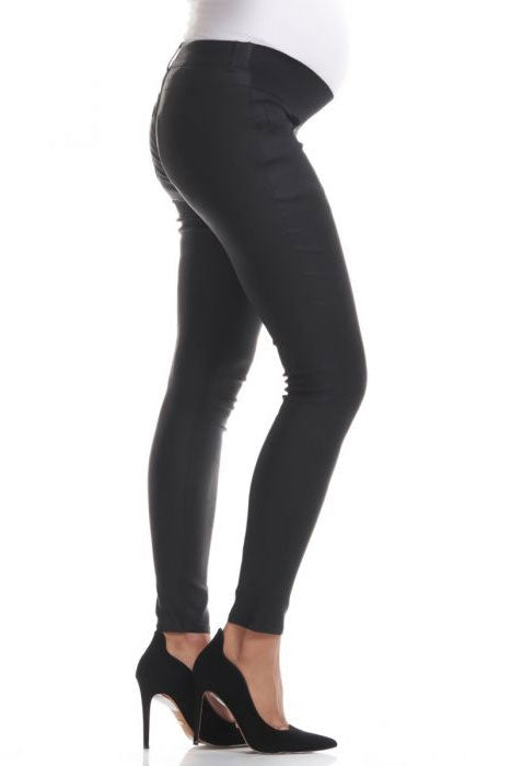 Coated Skinny Pants by SOON - Seven Women Maternity