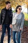 Connor 3 in 1 Maternity Hoodie Seraphine