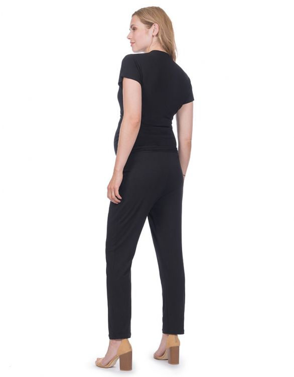 Dove Maternity & Nursing Jumpsuit by Seraphine - Seven Women Maternity