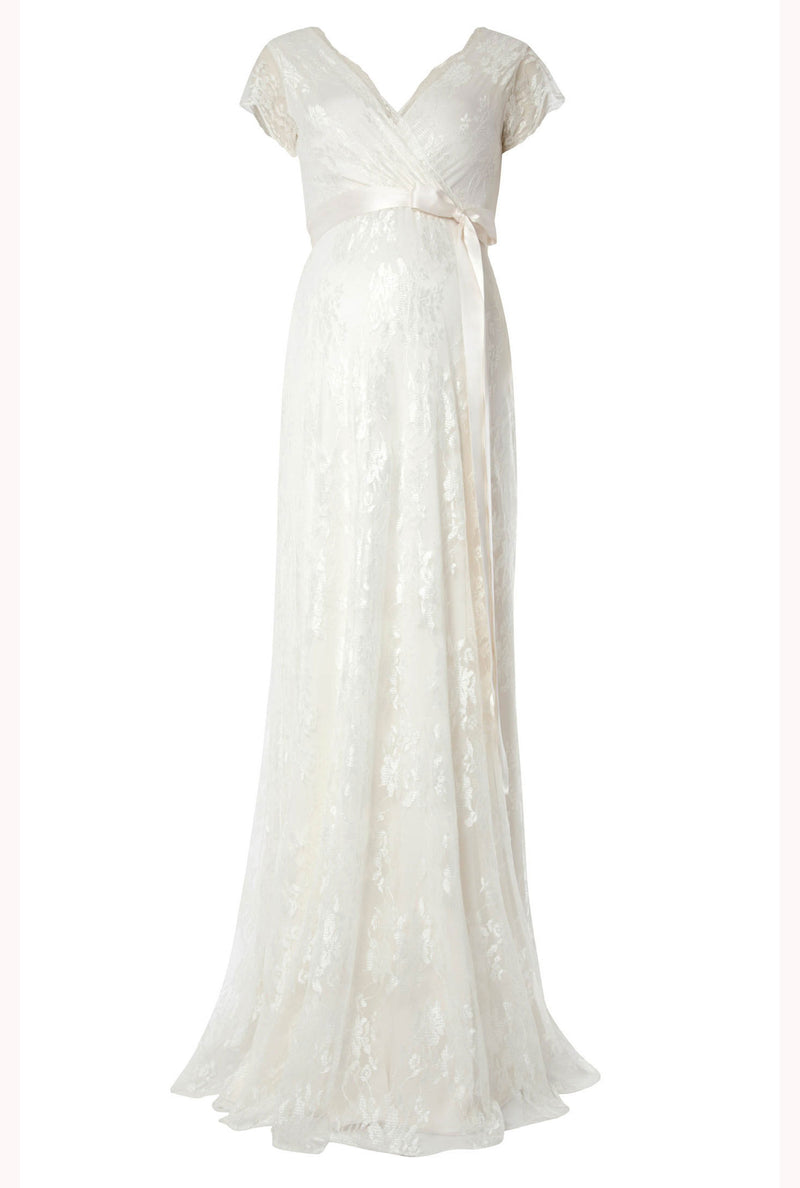 Tiffany Rose Eden Bridal and Wedding Maternity Dress Gown - Seven Women Maternity