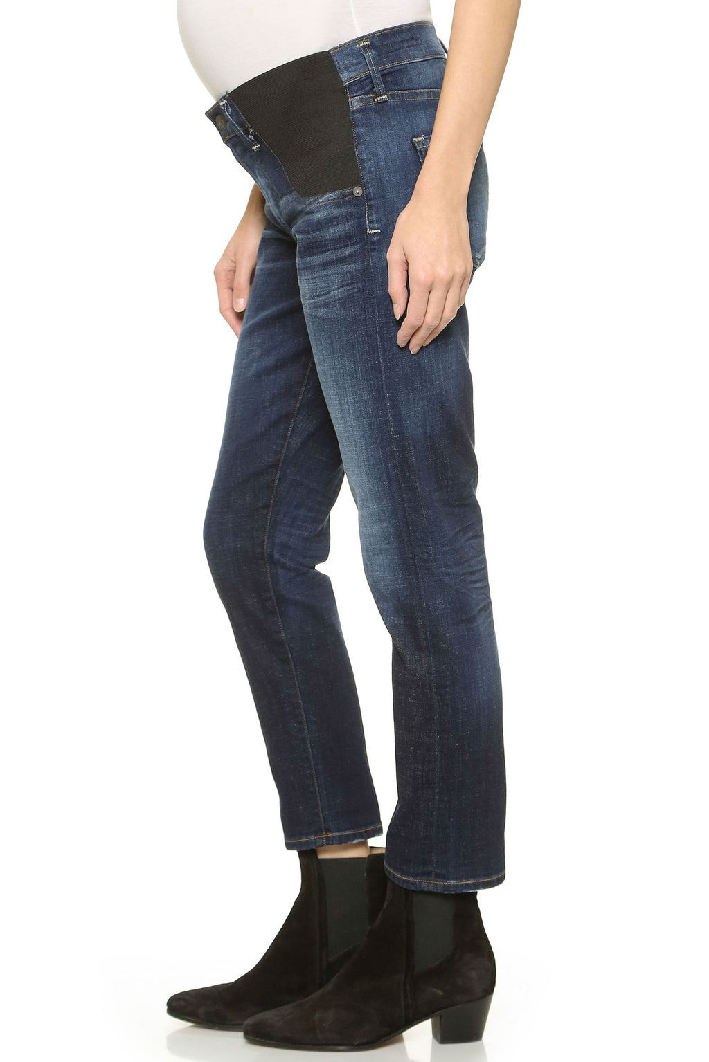 Citizen's of Humanity Emerson Maternity Boyfriend Jeans