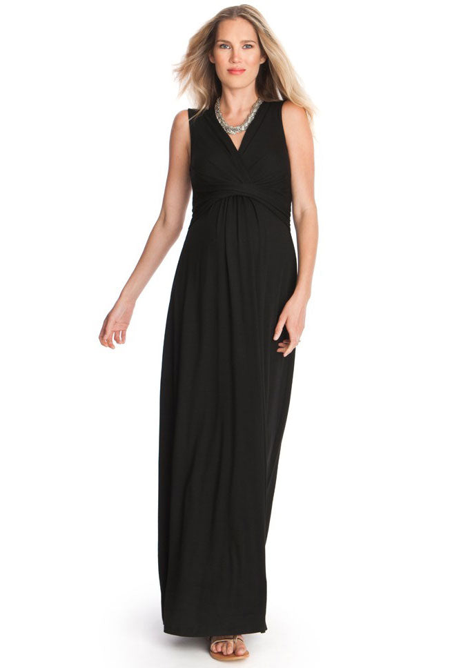 Seraphine Emory Maternity Maxi Dress