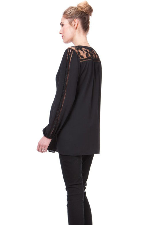 Seraphine Evolet Maternity Blouse - Seven Women Maternity
