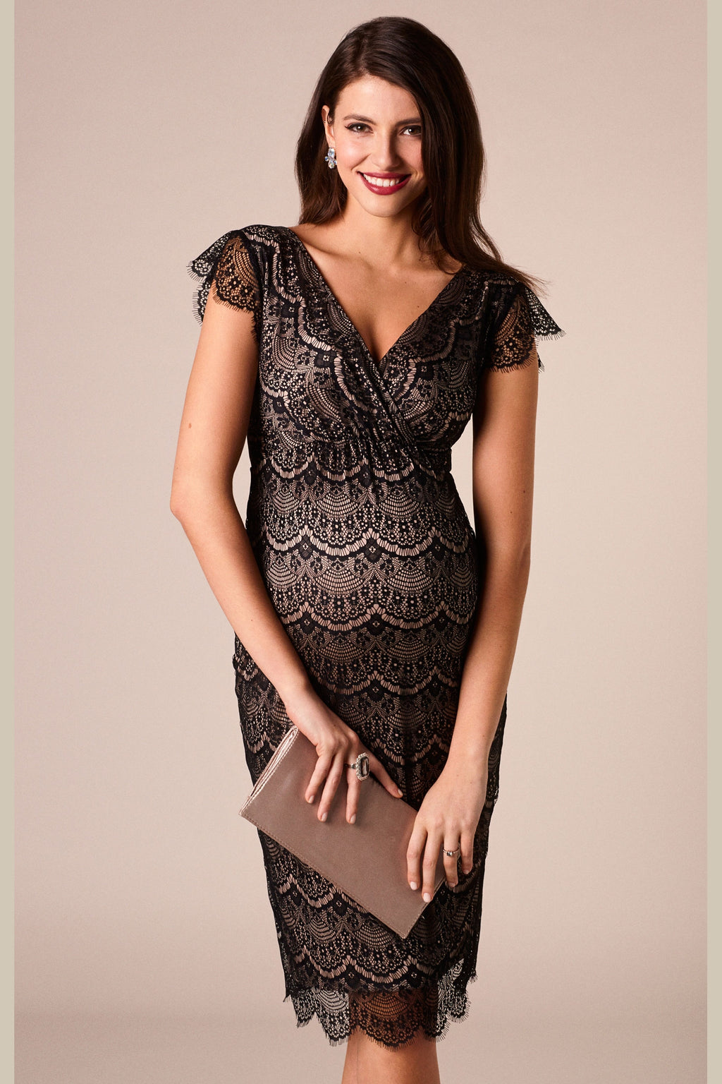 Tiffany Rose Imogen Lace Maternity & Nursing Dress